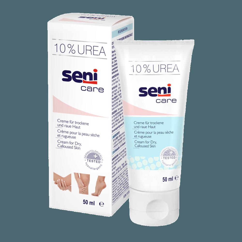 Etwas Neues genug SENI Care UREA Creme mit 10% UREA - Hautpflege - Seni @GW_59