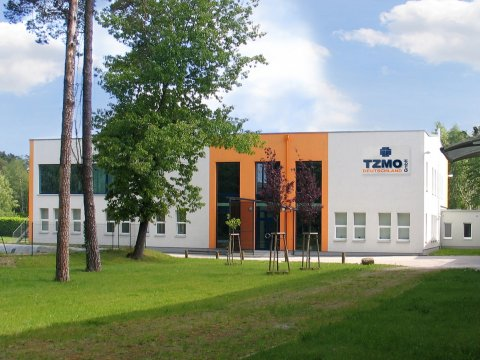 TZMO Deutschland Gebäude